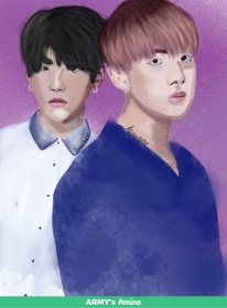 SUGA AND J-HOPE - BTS