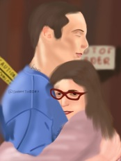 SHELDON AND AMY TBBT
